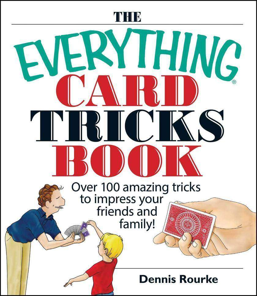 The Everything Card Tricks Book