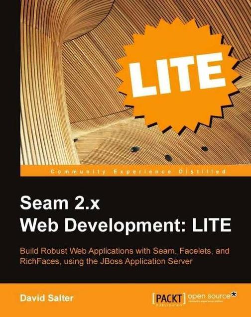 Seam 2 Web Development: LITE