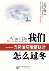 我们怎么过冬——当经济环境糟糕时(试读本)