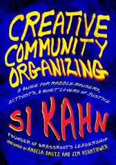 Creative Community Organizing创意社区管理
