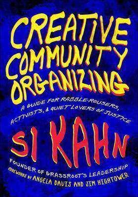 Creative Community Organizing创意社区管理