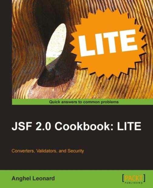 JSF 2.0 Cookbook: LITE
