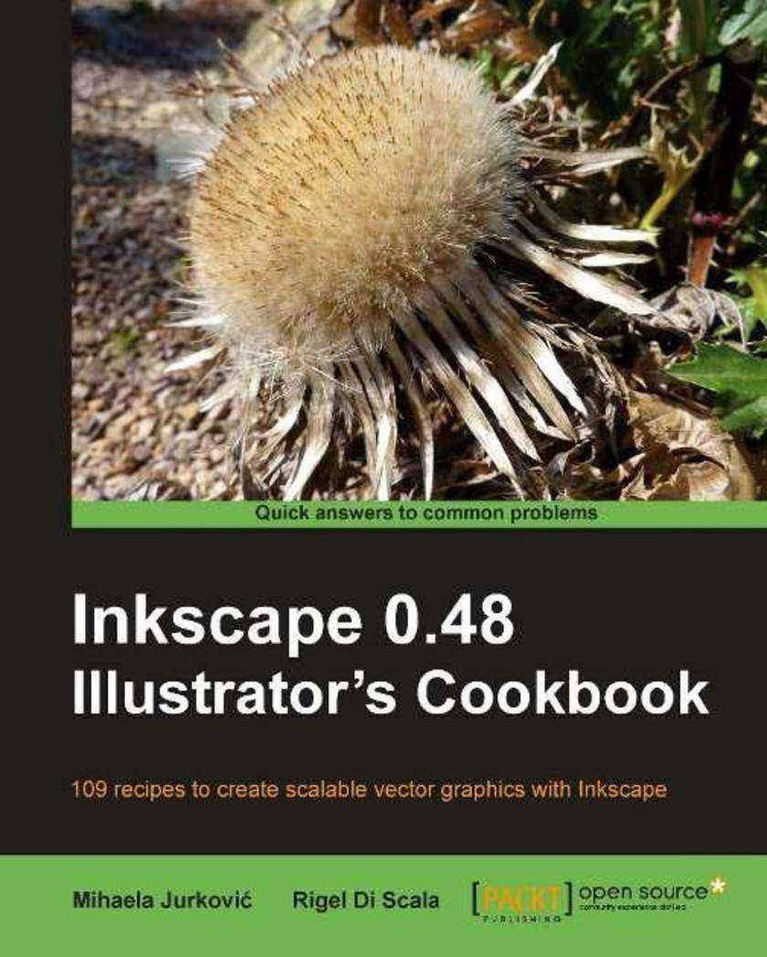 Inkscape Illustrator's Cookbook