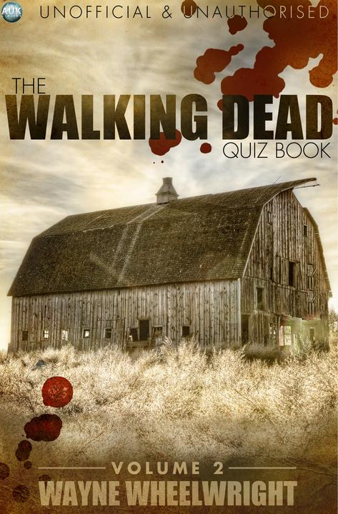 Walking Dead Quiz Book - Volume 2