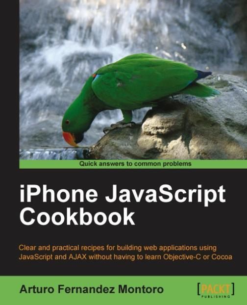 iPhone JavaScript Cookbook