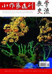 小作家选刊·教学交流(下旬) 月刊 2011年12期(电子杂志)(仅适用PC阅读)