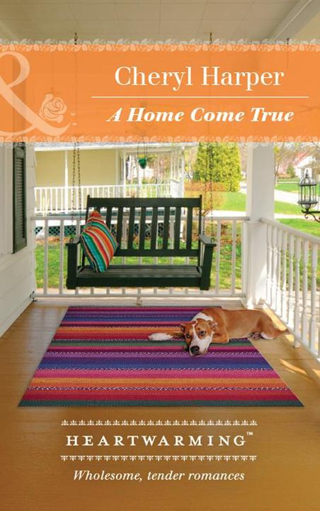 A Home Come True (Mills & Boon Heartwarming) (Lucky Numbers, Book 4)
