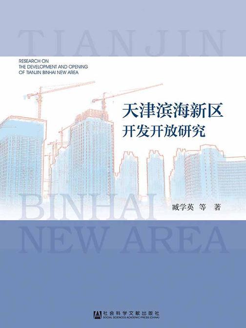 天津滨海新区开发开放研究