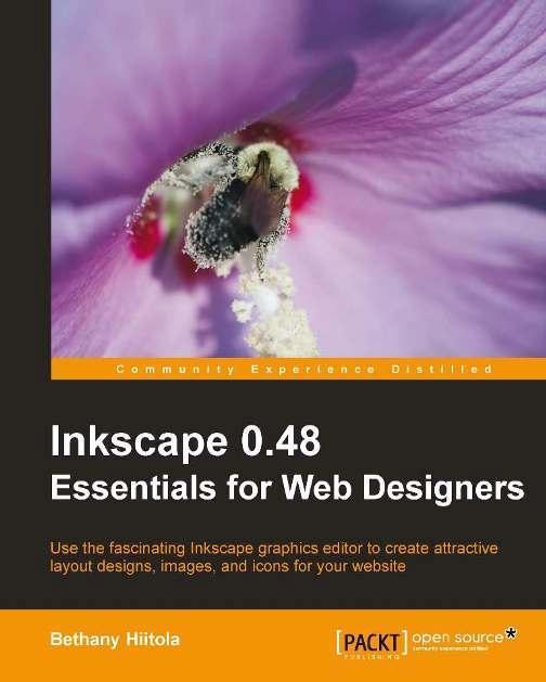 Inkscape 0.48 Essentials for Web Designers