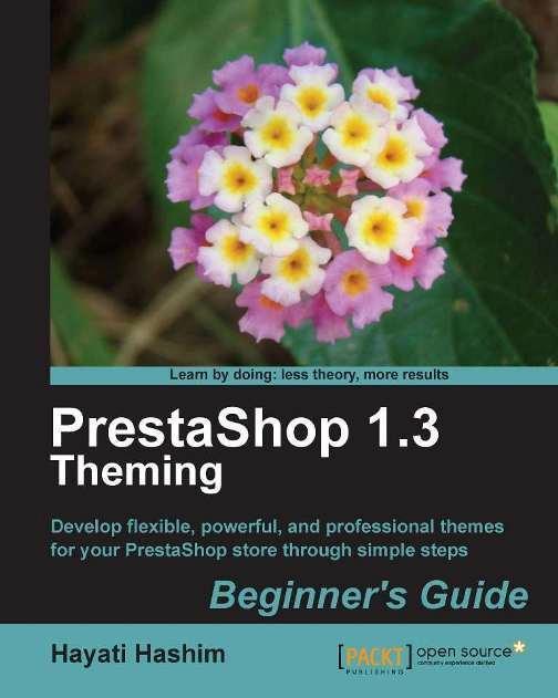 PrestaShop 1.3 Theming – Beginner's Guide