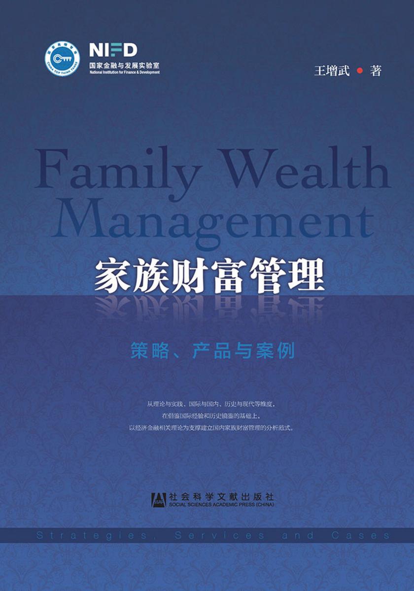 家族财富管理:策略、产品与案例