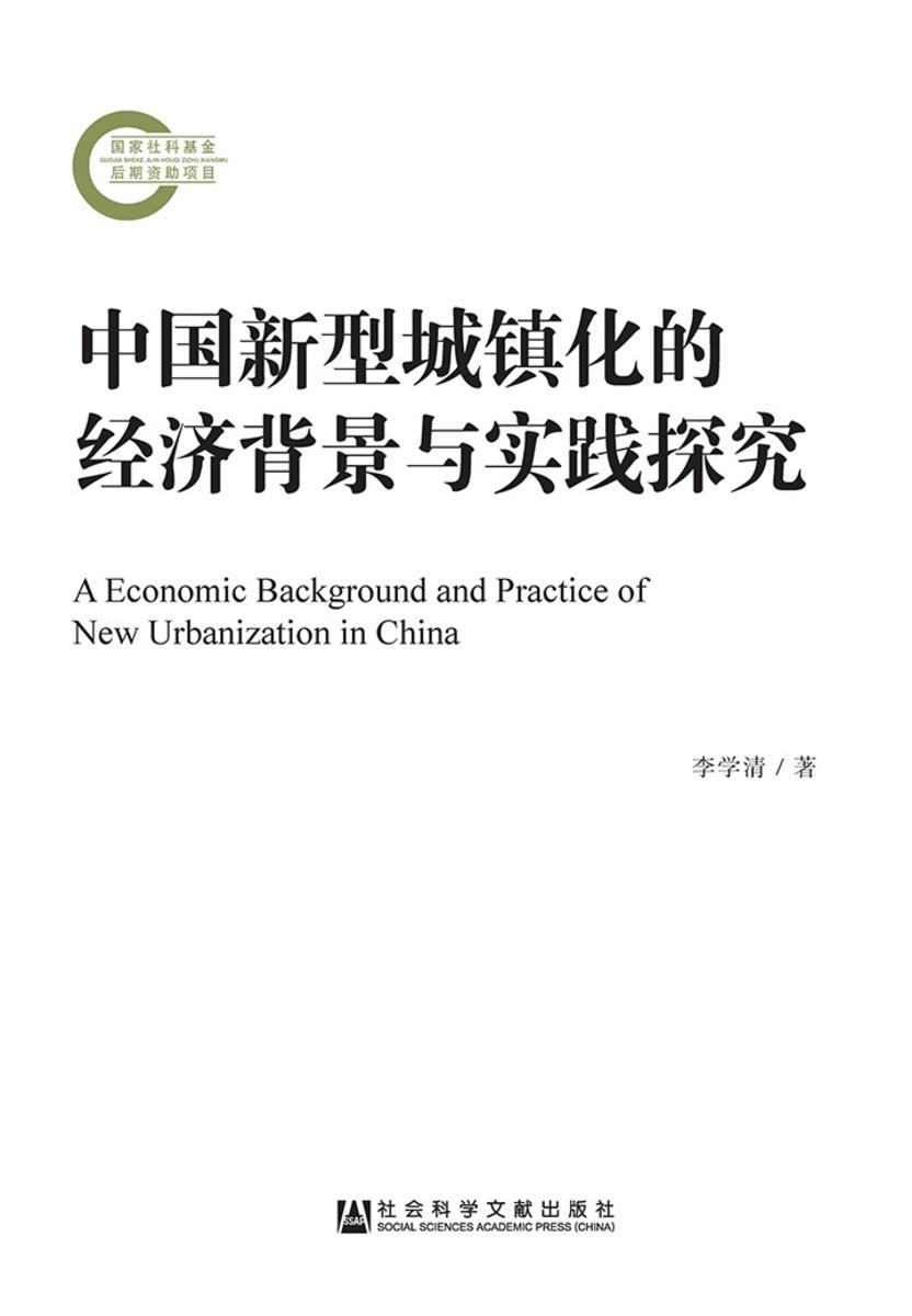 中国新型城镇化的经济背景与实践探究