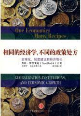 相同的经济学,不同的政策处方(试读本)