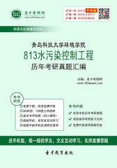 青岛科技大学环境学院813水污染控制工程历年考研真题汇编