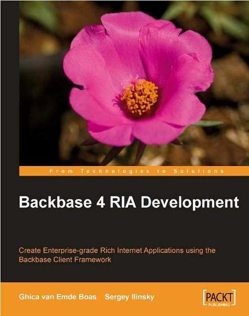Backbase 4.4.x RIA Development