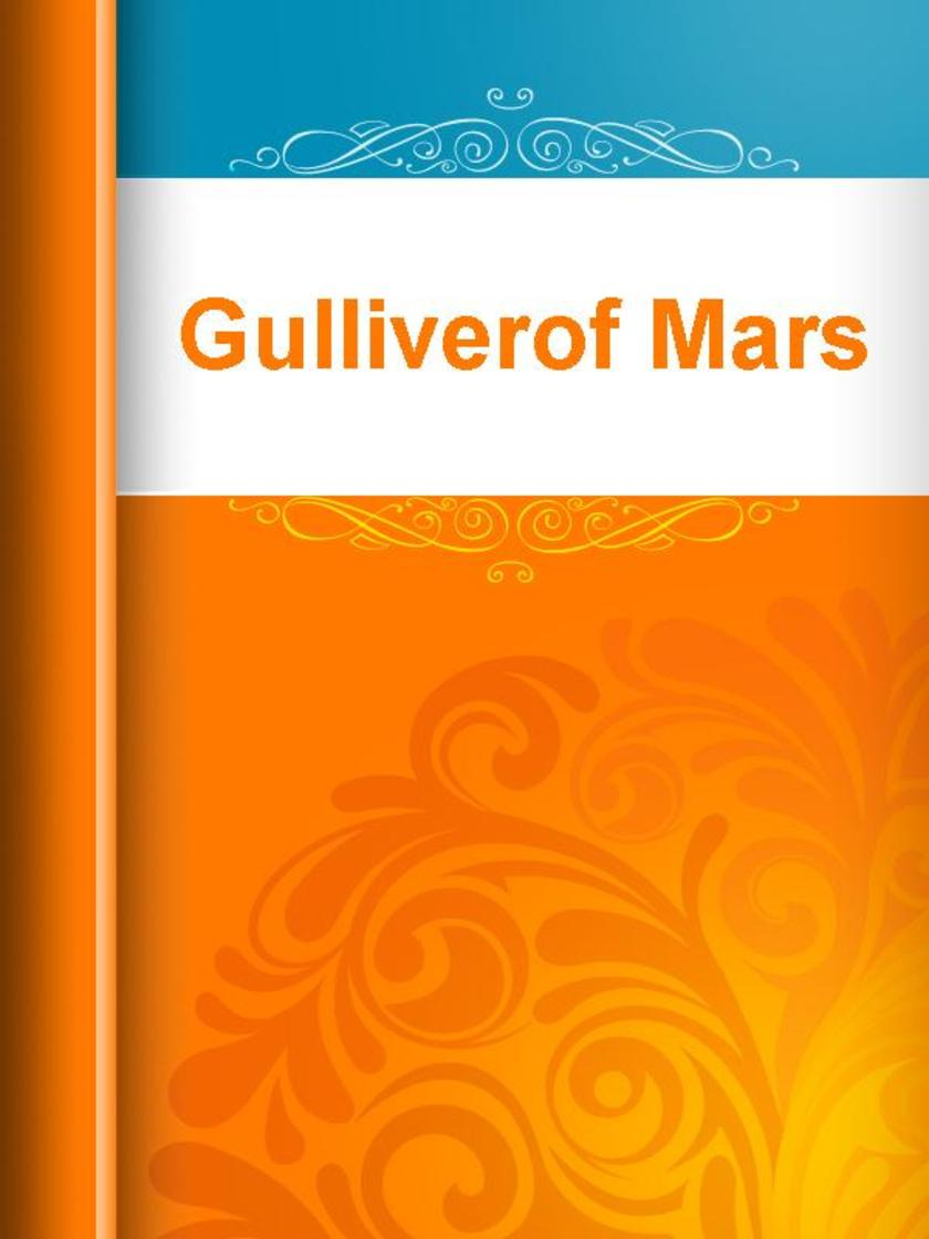 Gulliverof Mars