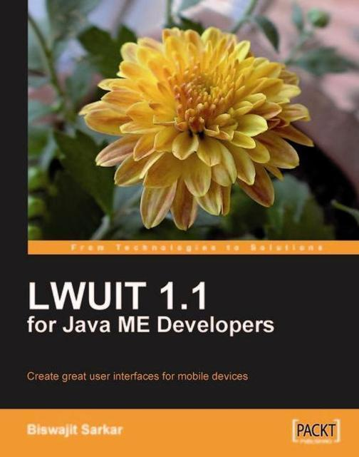 LWUIT 1.1 for Java ME Developers