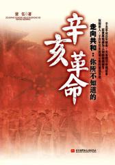 走向共和:你所不知道的辛亥革命(试读本)(仅适用PC阅读)