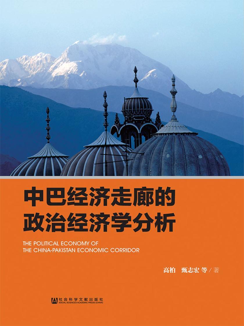 中巴经济走廊的政治经济学分析