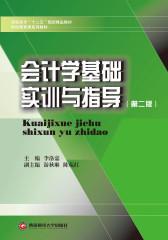 会计学基础实训与指导(第二版)(仅适用PC阅读)