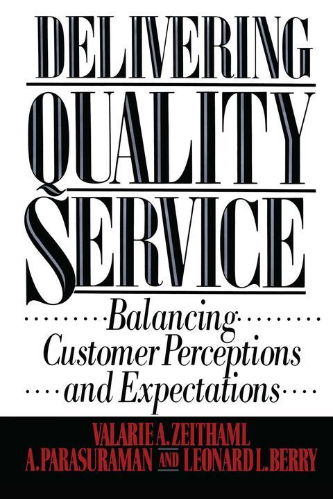 Delivering Quality Service