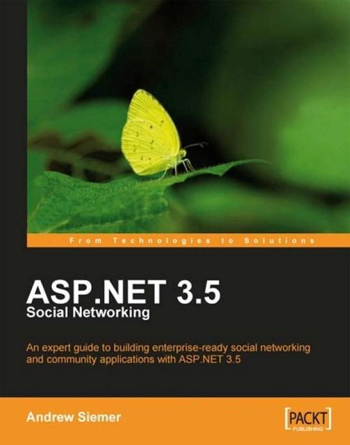 ASP.NET 3.5 Social Networking
