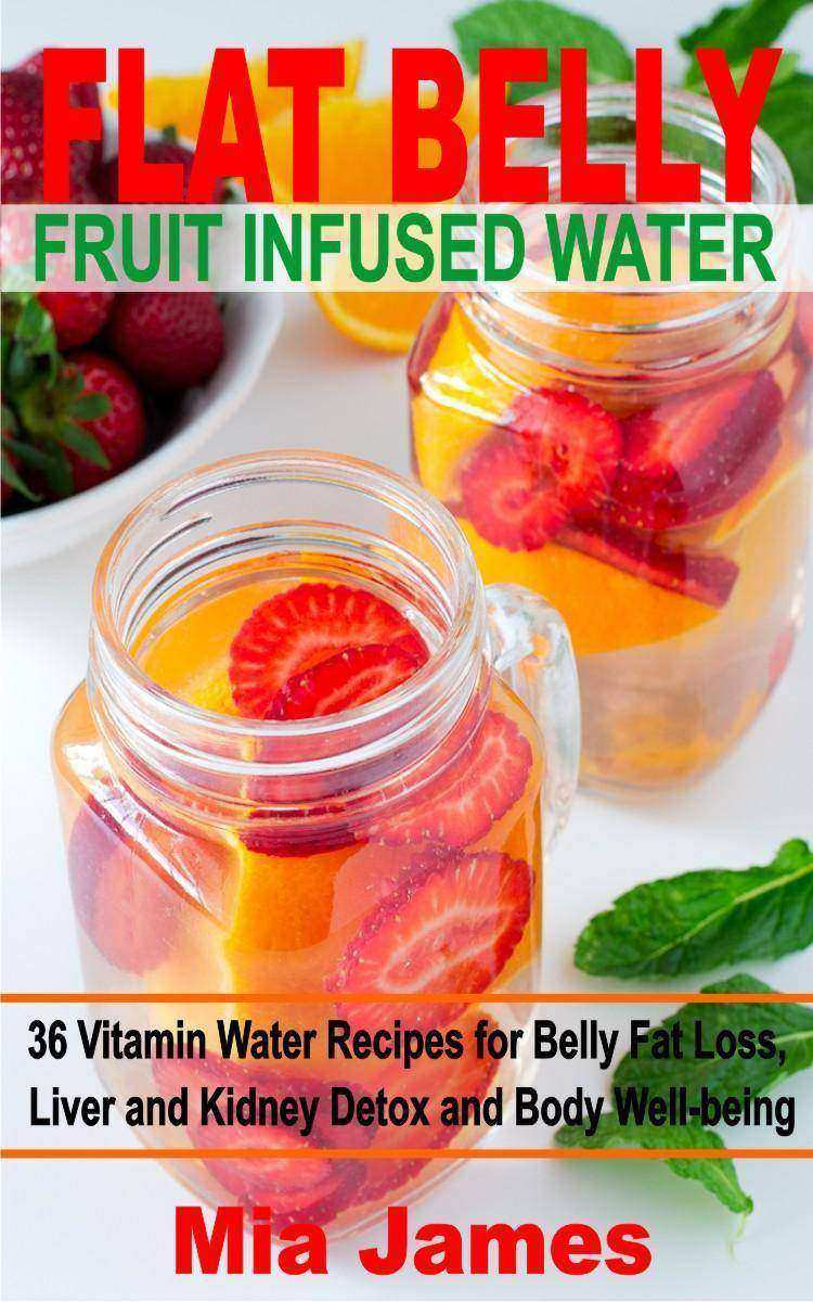 Flat Belly Fruit Infused Water