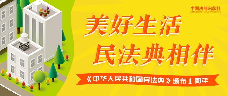 中国法制-民法典颁布一周年