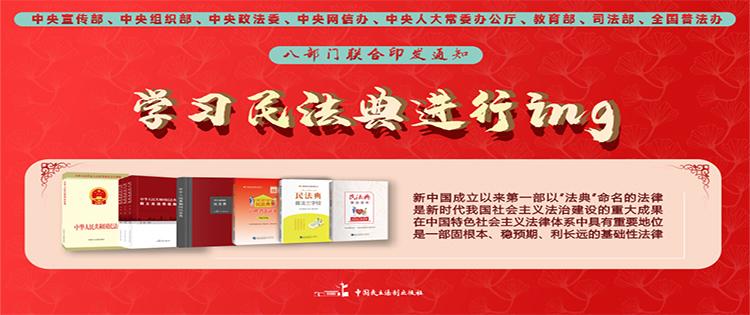 中国民主法制出版社-民法典